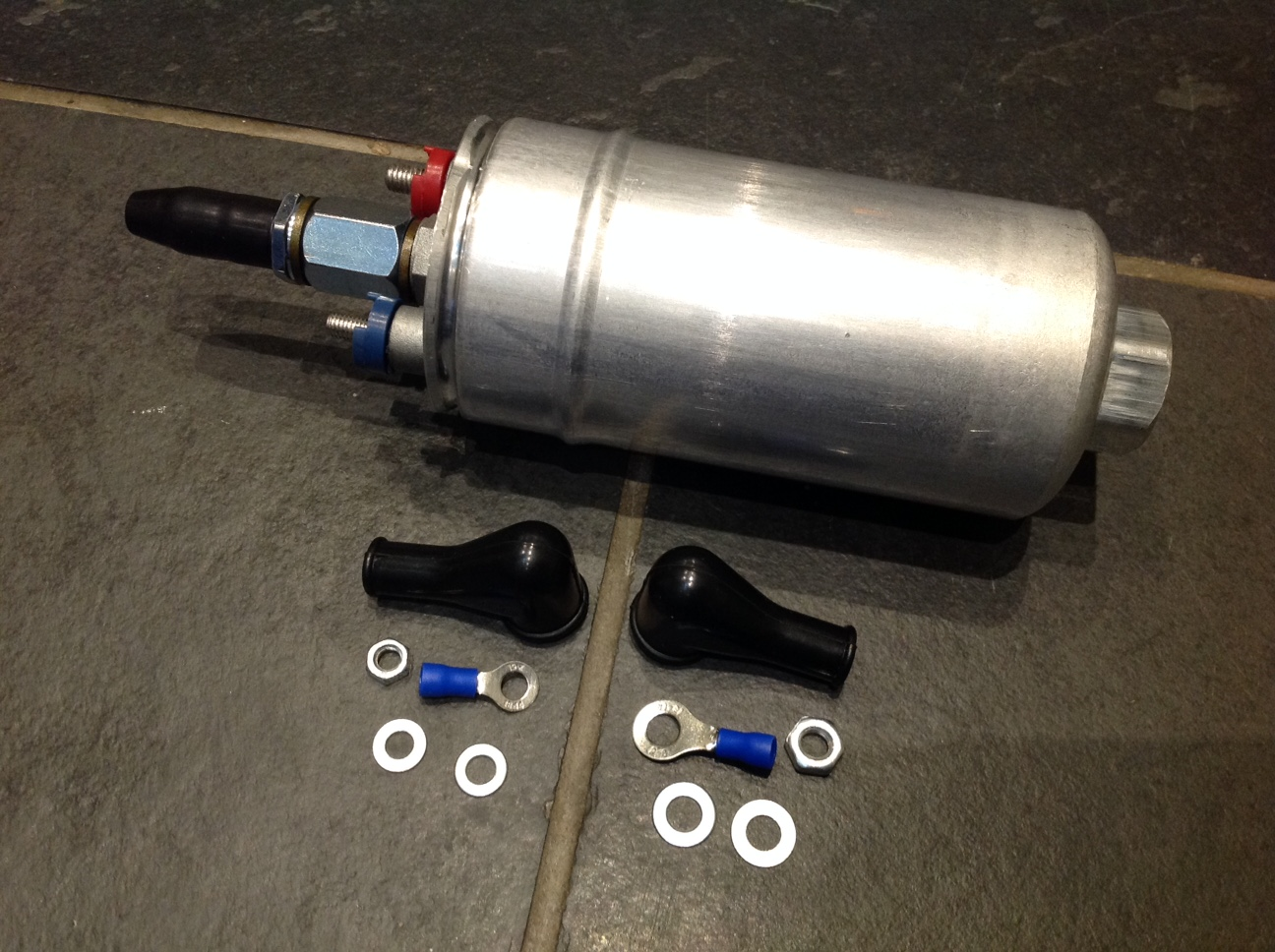 Barbarian Racing Bosch 044 Type Fuel Pump, Supports up to 650 BHP