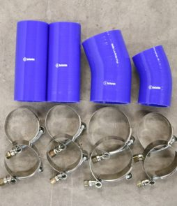 Peugeot 207 HDi GT 1.6 110 Turbo Intercooler Silicone Boost Hose Kit - 5 Pack