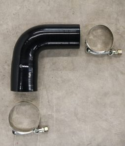 Ford Focus CMAX 1.8 TDCI Silicone Intercooler Turbo Hose Pipe 4M516K863BE 1496238 - 10 Pack